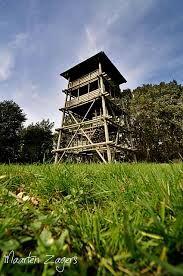 Bergen op Zoom: uitkijktoren bezoekerscentrum  Kraaijenberg  foto: Maarten Zagers