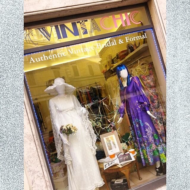 OUR #1970s DISPLAY WINDOW