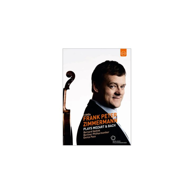 Frank Peter Zimmermann (Dvd)