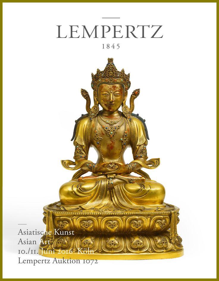 Our new Asian Art catalogue is online. This season, Lempertz again is offering an oustanding selection of works from different regions. Take a look:  https://www.lempertz.com/en/catalogues/detail/1072-1-asian-art.html #lempertz #asianart