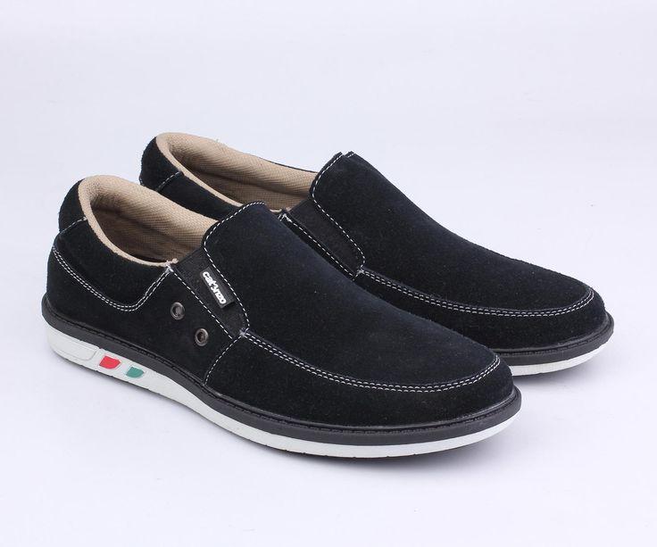 Sepatu Slip-On Pria - MR 758 - Bushindo Shop