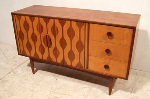 1960's sideboard-ours had a record player in it! Oh my!