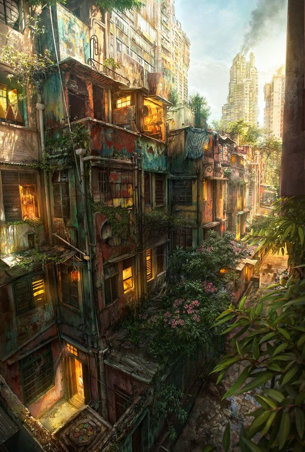 http://inspirativa.net/wp-content/uploads/2012/01/urban_jungle_by_jenovah_art-d36w8nc.jpg