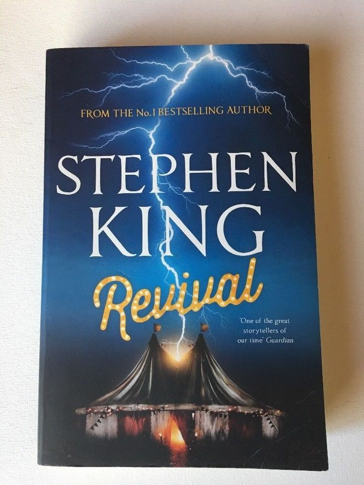 Book Revival by Stephen King (Paperback, 2014)