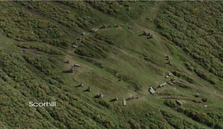 Scorhill Bronze Age stone circle at Dartmoor National Park. (Screenshot/YouTube)