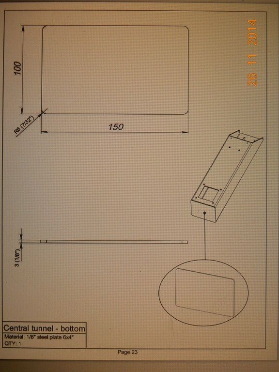 эскизы чертежей короткого болотохода - стр. 2 - Лодки и катера - Технический форум