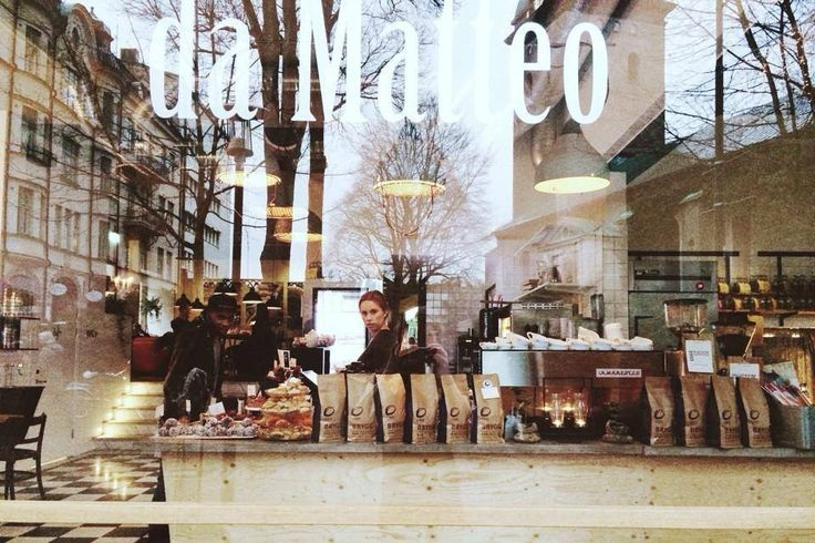 Da Matteo in Gothenburg, Sweden | 25 Coffee Shops Around The World You Have To See Before You Die