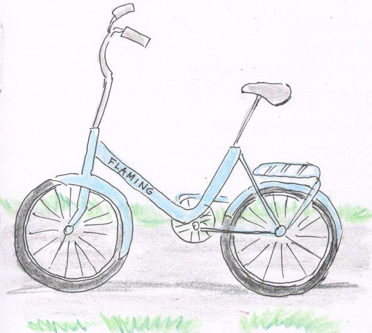 """Dziadek przygotował dla małej Mamy prezent, z którego ona wcale się nie cieszy. Czy razem z Inką przekonają ją, by w wakacje nauczyła się jeździć rowerem? Fragment """"Szklanki z koszyczkiem"""": """"Schowali się za ścianą domu i kiedy mała Mama wyjrzała na podwórko, wyjechał jej naprzeciw nowiutki rower, a zaraz za nim wyłonił się Pradziadek, który pchał tylne koło. Mała Mama rozszerzyła oczy z przerażenia. – Ale… ja nie umiem jeździć. – Tego lata się nauczysz – powiedział Pradziadek."""""""