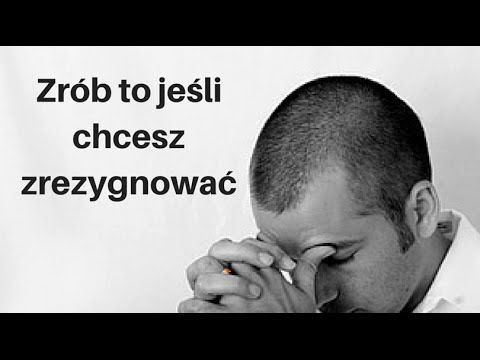 Zrób to jeśli chcesz zrezygnować http://blog.swiatlyebiznes.pl/zrob-to-jesli-chcesz-zrezygnowac/