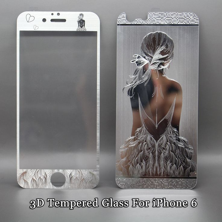 3D Girl Glass Protector for iPhone 6 6S 4.7''  Front Back Film Set Electroplating Technology 9H 0.33mm 2.5D Tempered Glass I6 6s // iPhone Covers Online //   Price: $ 19.60 & FREE Shipping  //   http://iphonecoversonline.com //   Whatsapp +918826444100    #iphonecoversonline #iphone6 #iphone5 #iphone4 #iphonecases #apple #iphonecase #iphonecovers #gadget #gadgets