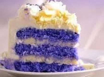 Easy Purple Velvet Cake Recipe