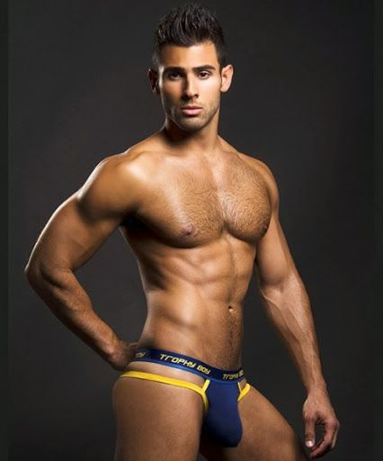 Andrew christian underwear models male about will
