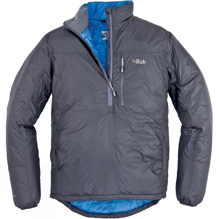 Rab Generator Pull On Jacket - used on Irish C2C  ~330 grams