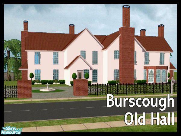 Burscough Old Hall by Zutafen