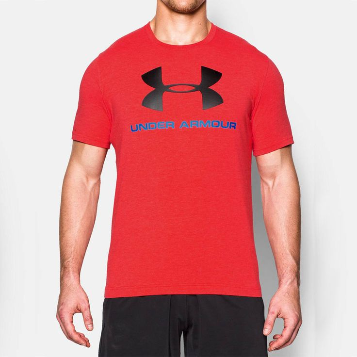 Under Armour Sportstyle Logo – Rocket Red (984)