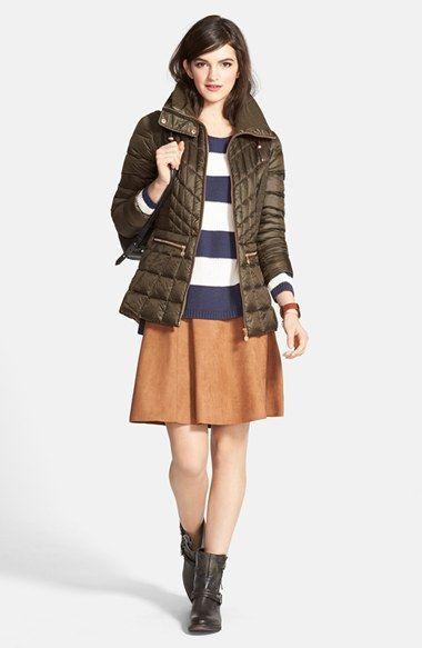 Bernardo Packable Jacket with Down & PrimaLoft® Fill (Regular & Petite) | Nordstrom