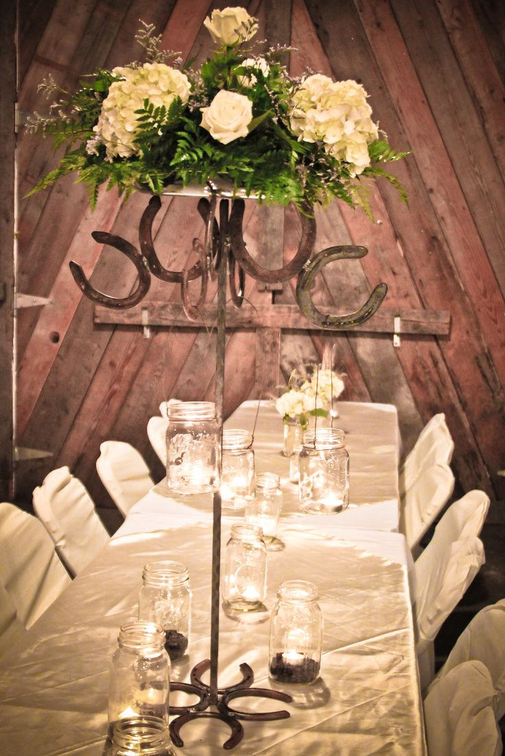western wedding decoration 25 best ideas about western wedding centerpieces on 1255