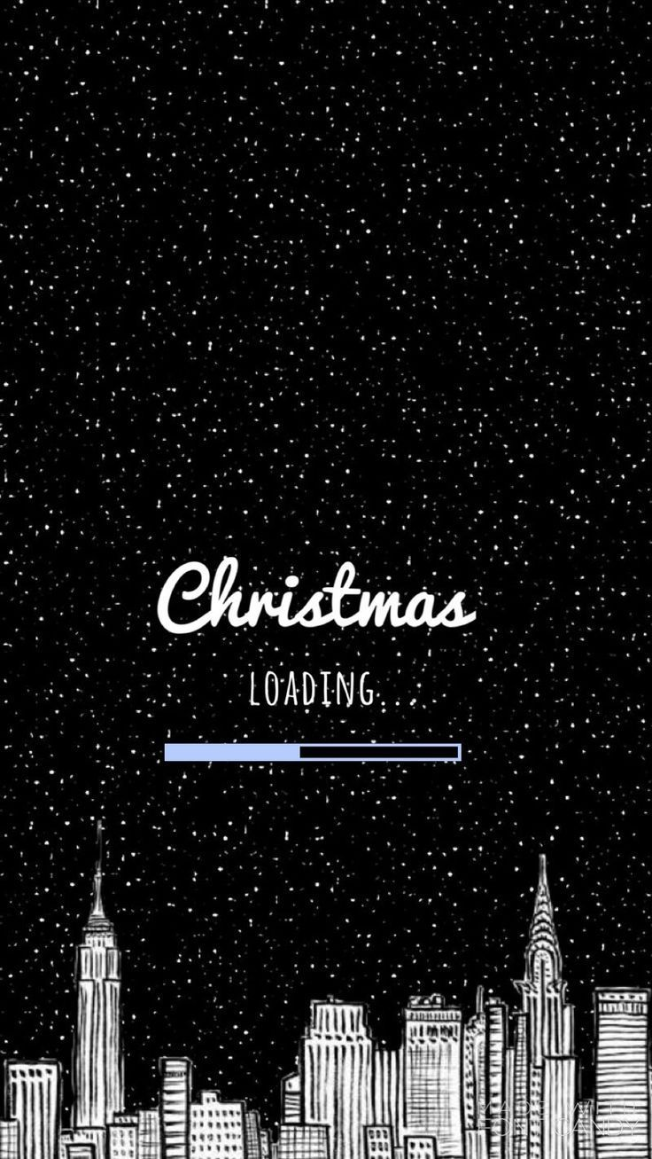 Christmas Wallpaper Christmas Loading On December Christmas December Loadin Christmas Phone Wallpaper Cute Christmas Wallpaper Wallpaper Iphone Christmas