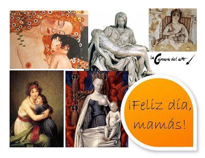 La maternidad en el arte: ¡Feliz día de la madre! | La cámara del arte