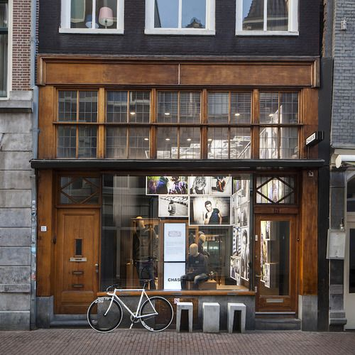 Amsterdam Chasin Flagship Store Opening Places