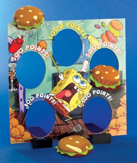 SpongeBob™ Toss Game ABC Distributing