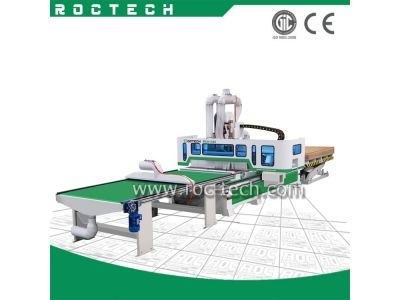 AUTO FEEDING MACHINING CENTER RCA1325  cnc routers for woodworking  cnc router for sale  woodworking machinery china  cnc router 2040  http://www.roc-tech.com/product/product93.html