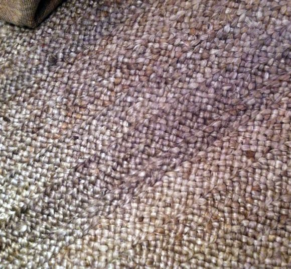 Little Green Notebook How To Bind Two Natural Fiber Rugs
