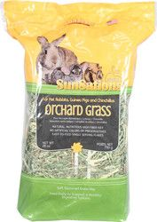 SUNSATIONS NATURAL ORCHARD GRASS HAY