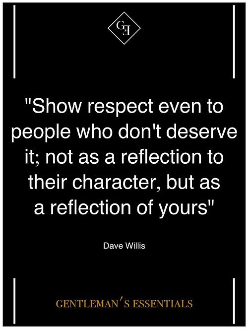 This is my way of life. Don't mistake my silence for fear, defeat, acceptance of the situation. I was simply taught to be respectful, kind, and forgiving.