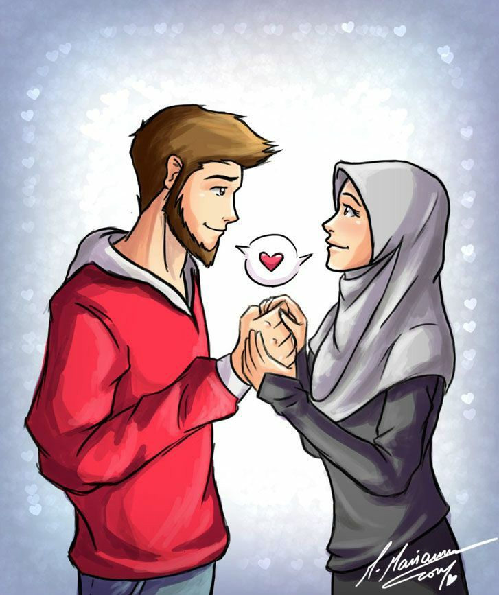 56 Best Images About Anime Islam, Muslim Muslimah ! On