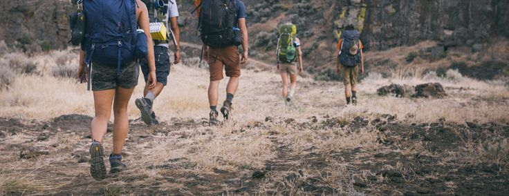 Here's the ultimate guide to finding the right hiking boots. Expert tips from heel to toe. Be sure to wear the right socks.