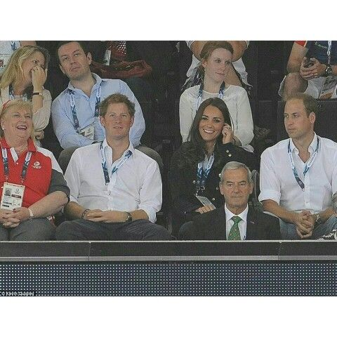 Prince William, Duchess Kate and Prince  Harry watching the gymnastics  Prince Harry Prince William Duke of Cambridge Duchess Catherine in Glasgow today at commonwealth games   #PrinceHarry #princewilliam #duchesscatheine  at the #commonwealthgames #commonwealth #Glasgow2014 #Glasgow #Scotland