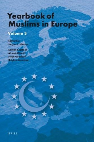Yearbook of Muslims in Europe, Volume 3