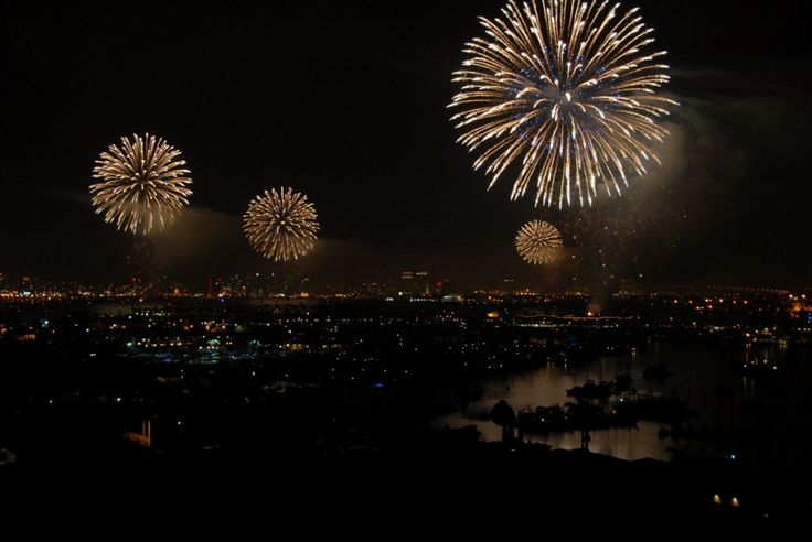 4th of july san diego 2012 video