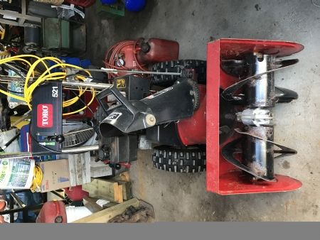 Older Toro Snowblower