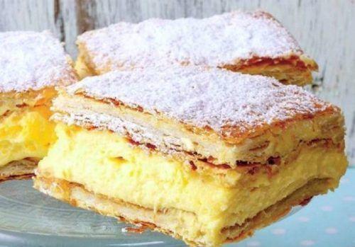 Mióta kipróbáltam ezt a receptet, nem vettem sütit cukrászdában! Káprázatosan finom! - Ketkes.com