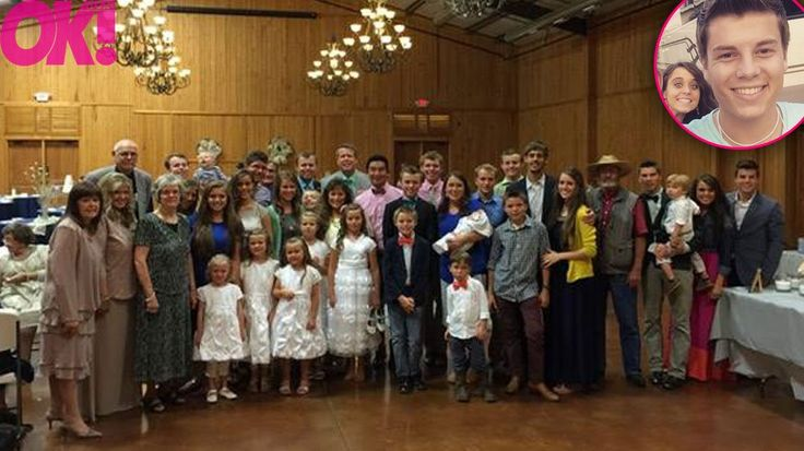 Is Jinger Duggar Courting? Ex-<i>19 Kids</i> Star Spotted At Family Wedding Next To Lawson Bates!
