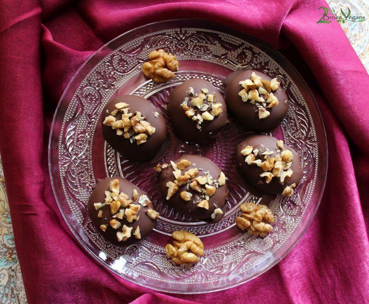 Vegan Greek Christmas Cookies