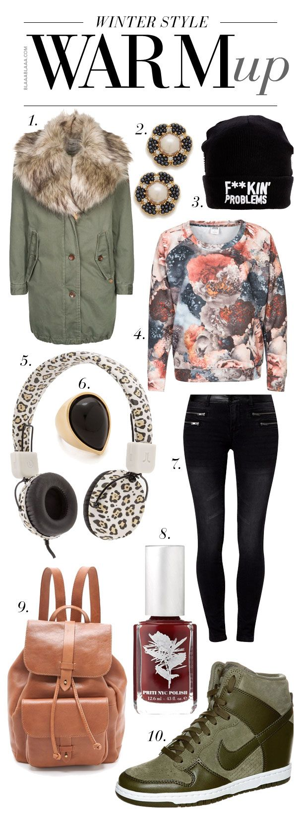 Winter Style – Warm up