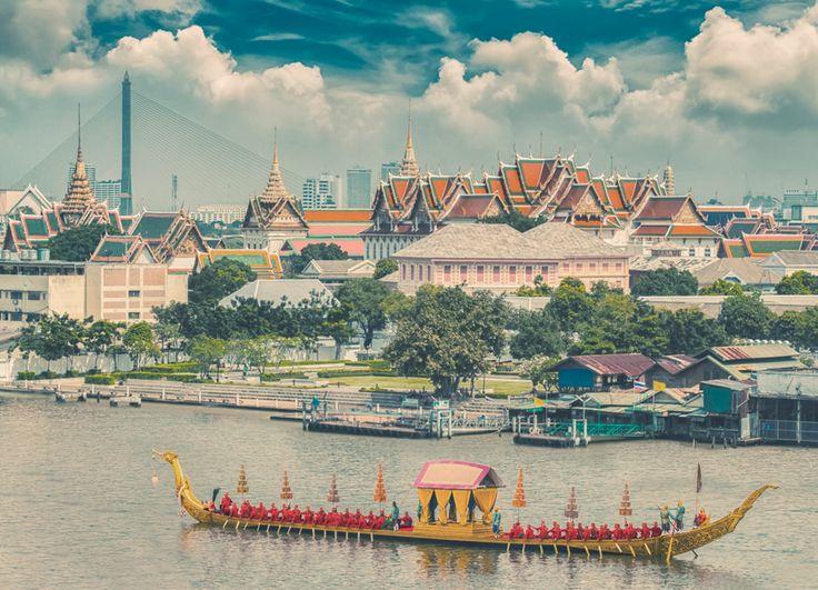 My Dirty Hangover Part II. Bangkok, Kings Palace. - Travel hip ...