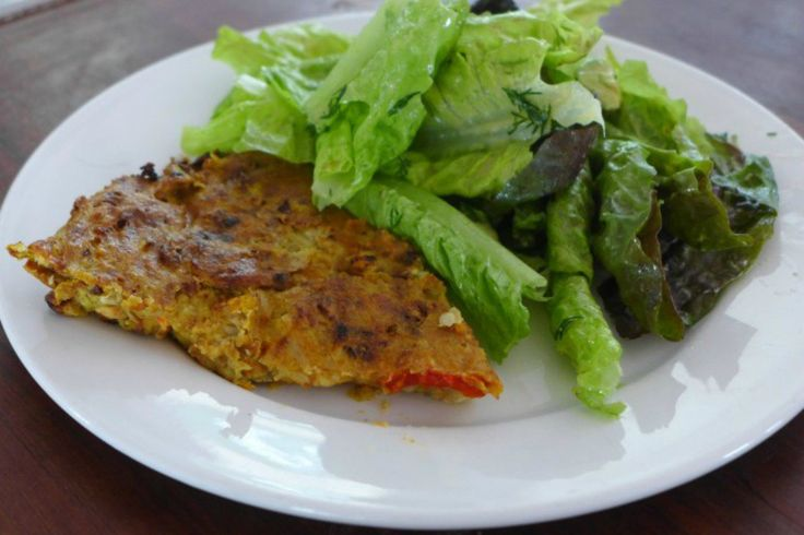 <p>This dish is fantastic with a cup of morning coffee or a green salad at lunch.</p>