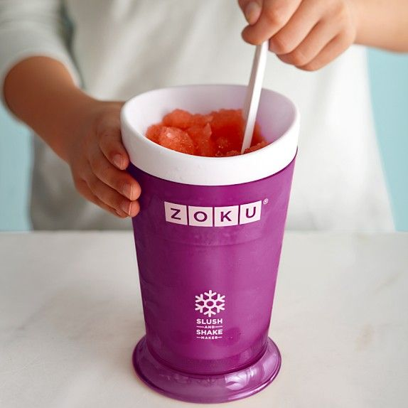$19, Zoku Slush and Shake Maker | Williams-Sonoma