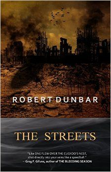 The ebook went live today.  http://www.amazon.com/STREETS-Robert-Dunbar/dp/098304578X/ref=tmm_pap_swatch_0?_encoding=UTF8&qid=1443813577&sr=1-1