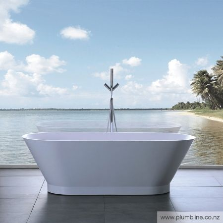 Ava Freestanding Bath - Baths - Bathroom