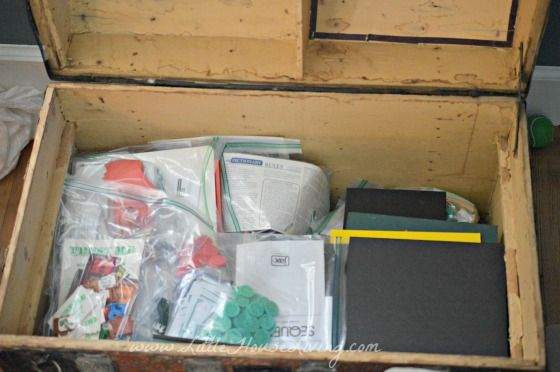 Reclaim your hall closet! Remove games from their boxes with instructions and game pieces for each in a gallon freezer ziplock and then stack the boards!  HUGE space saver!