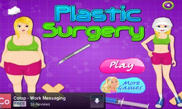 O-M-G! Diese App lässt Kinder virtuell Fett absaugen. Krank!
