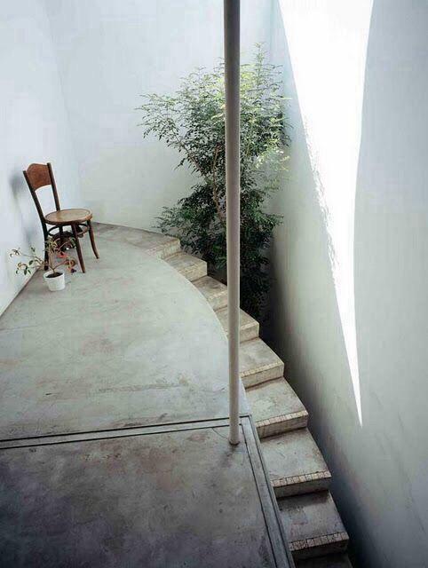 Pin de lydia lam en architecture pinterest paisajismo - Escalera japonesa ...