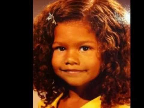 Baby & Childhood pictures of Zendaya Coleman!