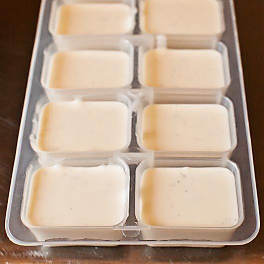 Receta básica de base para helado con nata. Helado de vainilla « Trucos de cocina Thermomix
