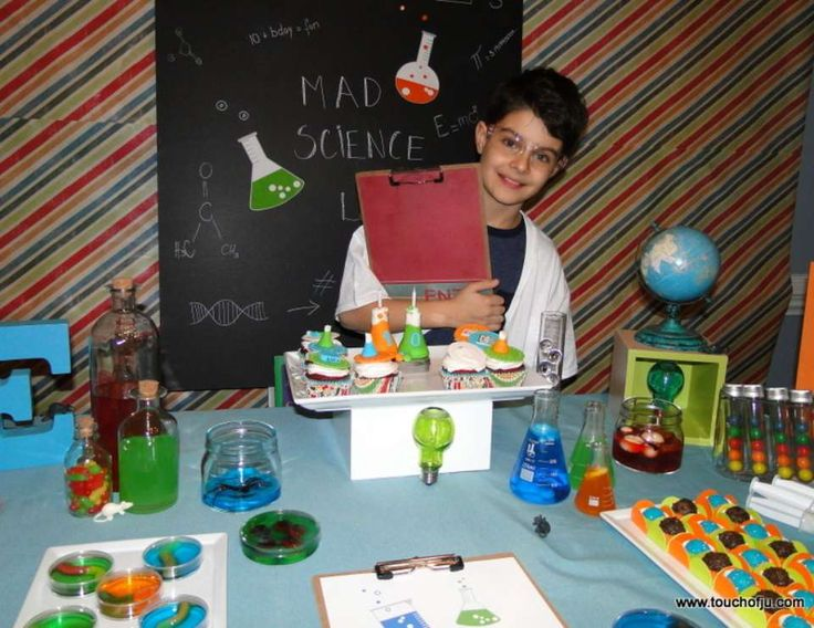 Mad Science Laboratory  - Mad Science